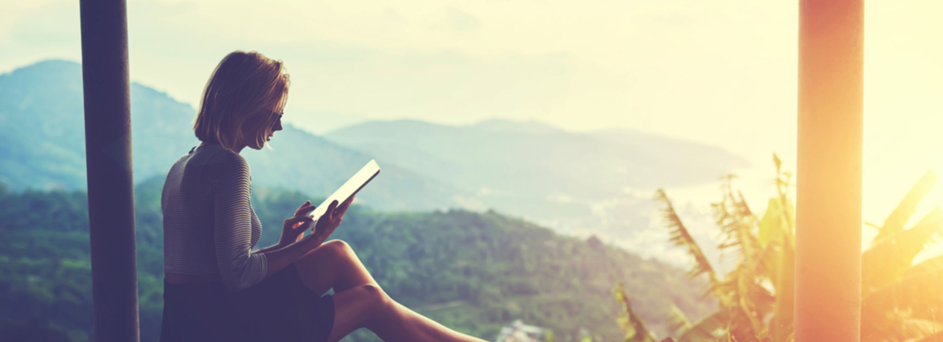Currently, one of the safest ways to travel is through the pages of a book | WhereTraveler